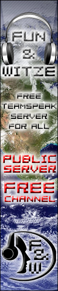 Fun & Witze - Free Teamspeak Server For All